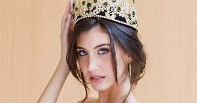 La Nación / Reina paraguaya partió a Ecuador a buscar otra corona del Miss Grand Internacional