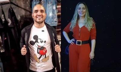 """El humor de Gustavo Corvalán y Clara Franco en """"Polémica en el bar"""""""