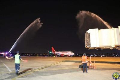 Avianca reactiva desde hoy ruta aérea Asunción-Bogotá •