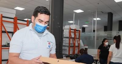 La Nación / El TSJE alista maletines electorales con miras a las municipales