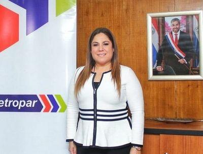 Juez privilegia a Patricia Samudio con audiencia telemática para evitar incomodarla