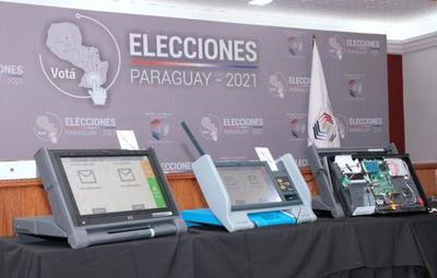 Inician proceso de auditoría a las máquinas de votación con acompañamiento de apoderados – Prensa 5