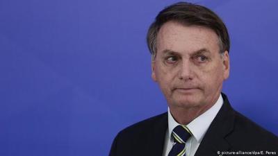 Bolsonaro amenazó con suprimir el poder de la Corte Suprema
