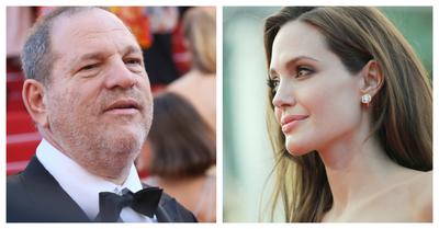 """Harvey Weinstein responde desde la cárcel la acusación de Angelina Jolie: """"Nunca se produjo ninguna agresión"""""""