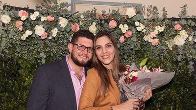 Su amorcito le pidió matrimonio en el teatro
