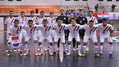 La Albirroja tendrá cuatro debutantes en el Mundial de futsal FIFA