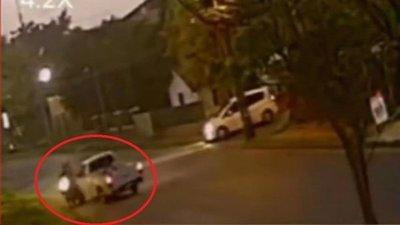 Conductor atropella a joven mujer y se fuga