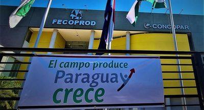 """""""El campo produce, Paraguay crece"""" RCC y FECOPROD concretan importante alianza"""