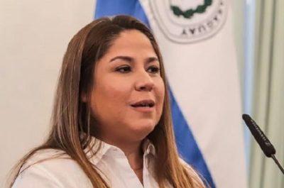 Juez fija audiencia para Patricia Samudio y no será telemática