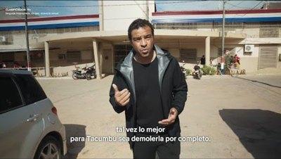 Crónica / Periodista británico que estuvo en Tacumbú busca mejorar la cárcel