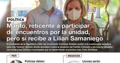 La Nación / LN PM: Las noticias más relevantes de la siesta del 7 de setiembre