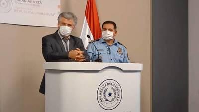 GIUZZIO SEGUIRÁ COMO MINISTRO DEL INTERIOR Y ANUNCIÓ CAMBIOS EN LA POLICÍA