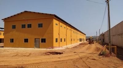 Avanza nuevo centro penitenciario de Emboscada