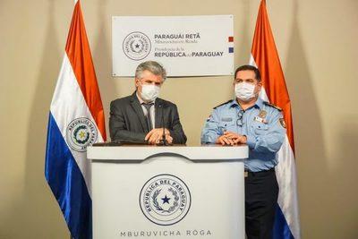 Inseguridad: Gobierno dispuso cambios en la Policía Nacional