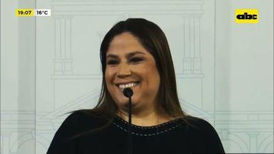 Preliminar de expresidenta de Petropar será recién en noviembre