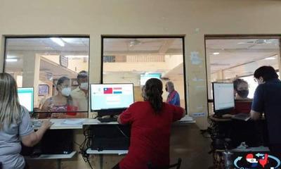 Implementan sistema informático en hospital de Coronel Oviedo