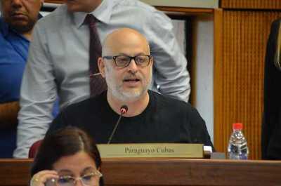 Payo Cubas afirmó que no descabalgará y que no apoyará a otra candidatura