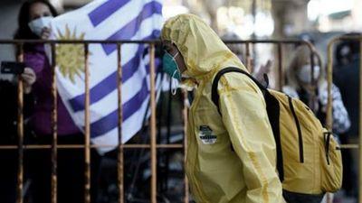 Uruguay lleva cinco días sin registrar ni una muerte por COVID