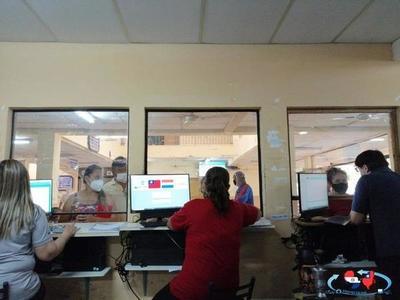 Sistema informático en salud ya se implementa en el hospital regional de Coronel Oviedo – Prensa 5