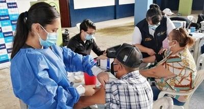 Salud Pública ya aplicó 4.173.024 dosis de vacunas contra el Covid entre la primera y segunda dosis