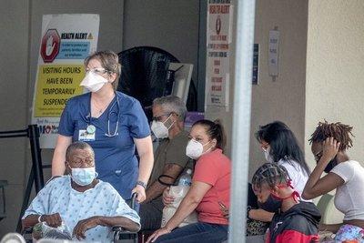 Florida: una médica dejará de atender a personas no vacunadas contra el COVID-19