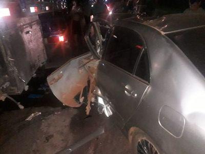 En trágico accidente, fallece agente policial en Canindeyú