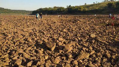 La Niña acentuará bajante de los ríos en el país