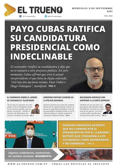 E-paper 8 de septiembre 2021