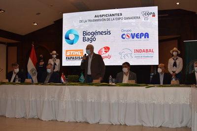 ARP presentó la Expo Nacional Ganadera con 1.794 reproductores en competencia