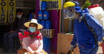 La Nación / Instalarán en Perú planta productora de la Sputnik V
