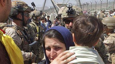Paraguay, dispuesto a recibir a mujeres y  niños afganos