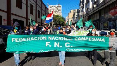 FNC contra tierras malhabidas