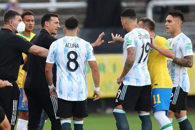 FIFA establece plazo a Brasil y Argentina
