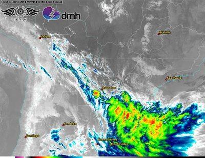 Lluvias y tormentas marcarán jornada de este miércoles
