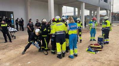Un paraguayo fallecido y otros dos compatriotas heridos tras derrumbe en España