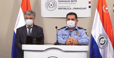Tras ola de asaltos, anuncian cambios en la cúpula de la Policía Nacional