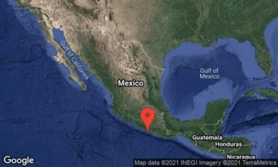 Un terremoto de magnitud 7,1 sacude el centro de México