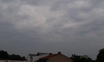 Coronel Oviedo: Miércoles con clima fresco, lluvias y tormentas eléctricas