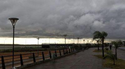 Pronostican descenso de temperatura, lluvias y tormentas