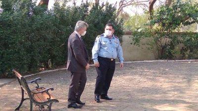 Giuzzio y Arias sacrifican cúpula policial para seguir en sus cargos
