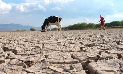 El fenómeno de La Niña acentuará bajante de los ríos en el país