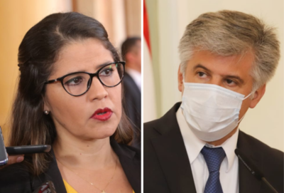 ¿Cecilia Pérez en reemplazo de Arnaldo Giuzzio? Habló la ministra