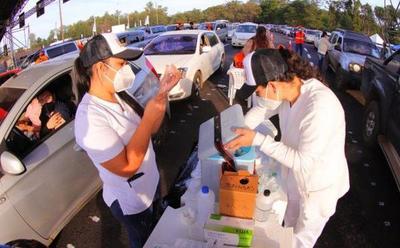 Salud aplicó hasta el momento 4.173.024 dosis de vacunas anticovid – Prensa 5