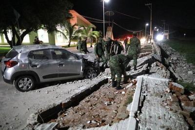 Un terremoto de magnitud 7,1 sacude el centro de México – Prensa 5