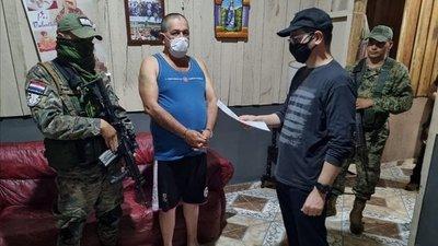 Cae presunto líder de banda contrabandista de cocaína