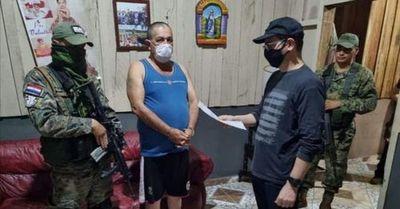 Cae supuesto líder y otro miembro de banda que traficó cocaína desde Bolivia