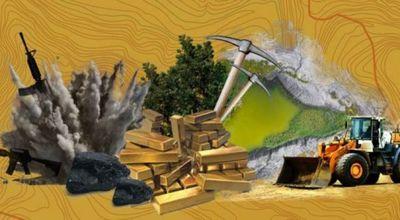 La minería ilegal en la Amazonía colombiana