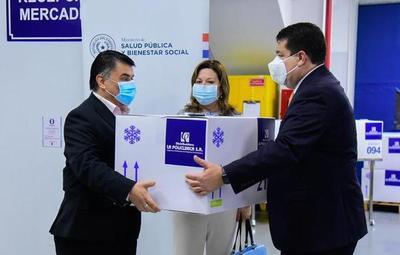 Refuerzan al PAI con más logística para almacenar vacunas