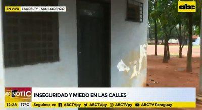 San Lorenzo: delincuentes robaron una heladera de un puesto policial