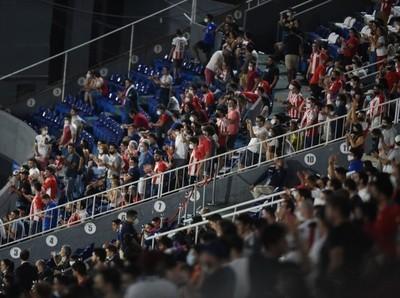 Menores de edad podrán asistir al partido ante Venezuela